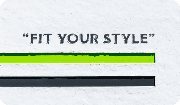 FIT YOUR STYLE