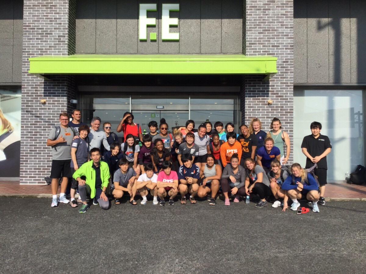 アメリカレスリングチーム,オリンピック代表候補,フィットイージー中津川店